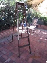 Lovely Vintage Wooden Ladder Balga Stirling Area Preview