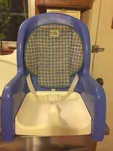 The First Years Booster Seat/Feeding Chair Kitchener / Waterloo Kitchener Area image 4