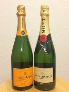 Expensive Champagne for Cheap