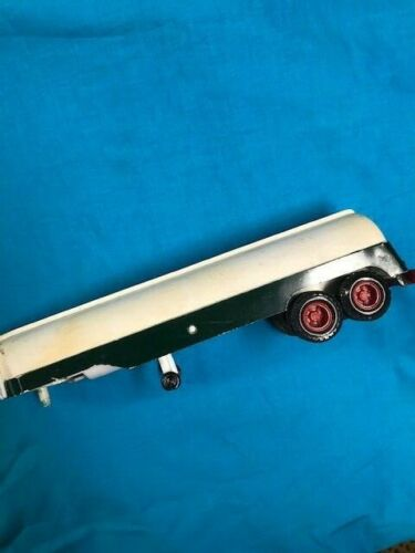 1964 Hess Truck Tank Without Cab