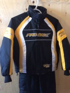 Kids (youth) Snowmobile Suit size 8 ***with Flotex***