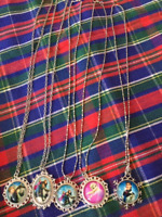 "New ""Frozen"" Necklaces x 6 in lot (Lot # 1)"