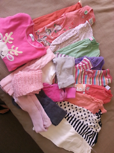 Winter clothes bundle 3 to 4 age Manningham Port Adelaide Area Preview