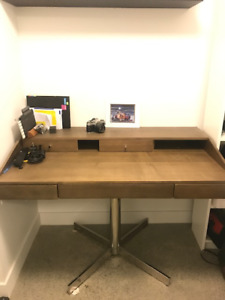 Beautiful Modern Wood Desk