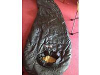 Regatta Camping Set (Tent, Sleeping Bag + Chair)