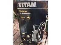 titan 120 bar pressure wash