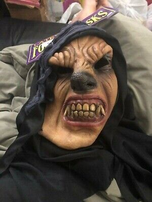 Hooded Mask Wolf Halloween Mask New!!! - Halloween Forums