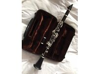 Rosedale Professional Ebony Bb clarinet SWAP for electric guitar?