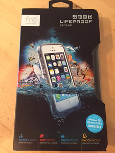 Brand New Boxed Lifeproof Phone Case for 5/5s or SE