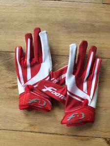 NEUFS - Gants de football grandeur medium junior
