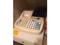 Olympia Electronic Cash Register