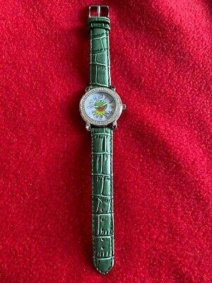 DisneyKermit the Frog Silver tone ewatchfactory Watch P234-2657-4 12316