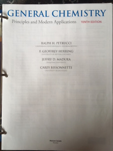 General Chemistry, Principles and Modern Application 10th ed