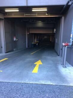 Secured underground parking space is available in Pyrmont.