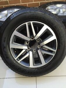 20016 hilux wheel and rim Homebush West Strathfield Area Preview