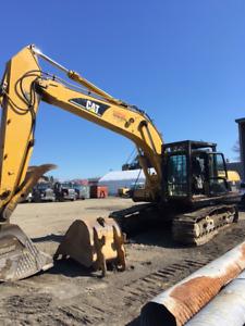 2004 Cat 325C Excavator