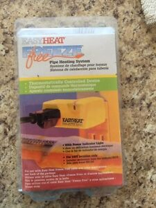 EASYHEAT EH38 Thermostaticlly controlled Device (NEW)