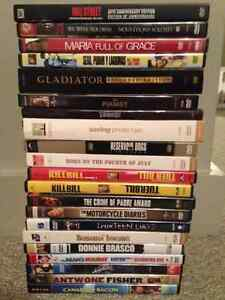 Various DVDs (Movies)