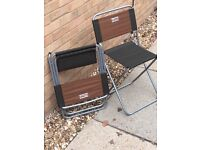 Shakespeare Folding Chairs