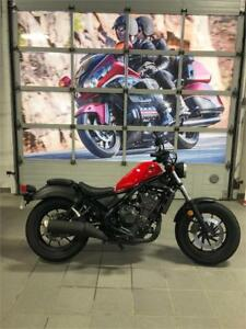 2018 Honda Rebel 500