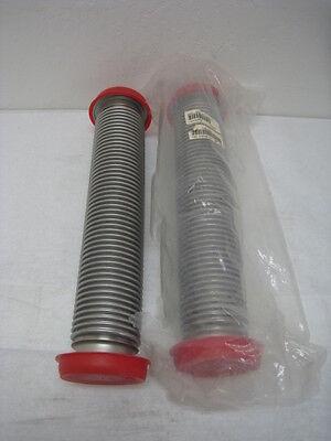 2 LAM 796-009364-001 Vacuum bellows assemblies, NW80, 20, 20 inch long