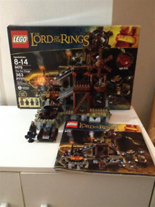 Lego Lord of The Rings - The Orc Forge #9476