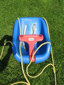 LITTLE TIKES OUTDOOR TODDLER SWING