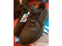 Adidas tubular shadow trainers. UK size 9.5