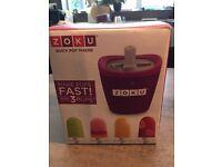 Zoku Ice Pops Maker