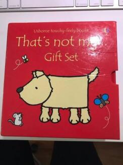 That's not my...gift set