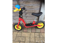 Children's balance bike PUKY 2y-4y.Maidstone