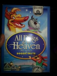 All Dogs go to Heaven The Series Doggie Tales