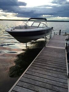 CUSTOM NEW CANTILEVER PONTOON, BOAT AND WAKEBOARD BOAT LIFTS Edmonton Edmonton Area image 5