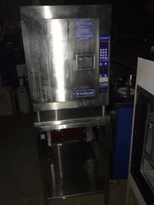 Cleveland 21CGA5 SteamCraft Ultra 5 NG Convection Steamer & more