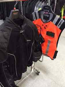 Huge price drop and clearance on Motorcycle Jackets and Pants