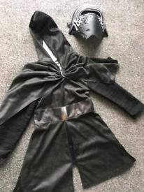 Kylo ren dress up costume star wars
