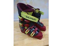 Salomon Evolution 9 Ski boots size 9