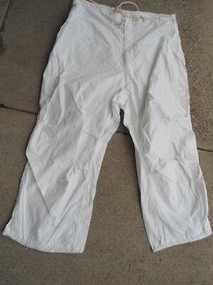 US Army Snow White Camouflage Trousers sz XLarge Regular DLA100-90-C-0513 NEW](Army Camouflage)
