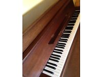 Welmar upright piano *free with collection*