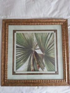 Large framed artwork from the Bombay Company
