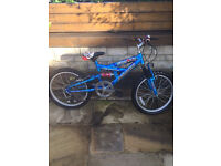 Boys bike suit 6 - 8 years, gears, good condition