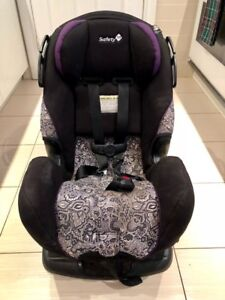 SAFETY 1ST ALPHA OMEGA 65 CONVERTIBLE CAR SEAT