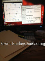 Administrative Bookkeeper accepting new clients