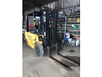 Forklift GP25 lpg part exchange swap