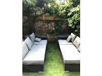 Great Quatropi garden furniture set for sale!