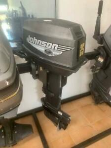 25hp Johnson Outboard Motor S2014 Southport Gold Coast City Preview