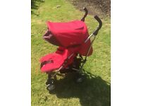Silvercross Pop Sport - lightweight buggy in great condition