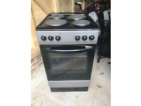 Essentials Electric Cooker free standing