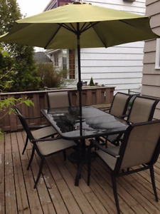 Gluckstein Table and Chairs- Gone PPU