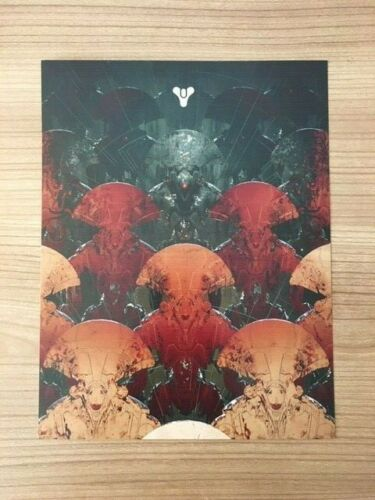Destiny 2 Black Friday Exclusive Vex Art Print (2019)